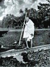 Stappen in Bengalen